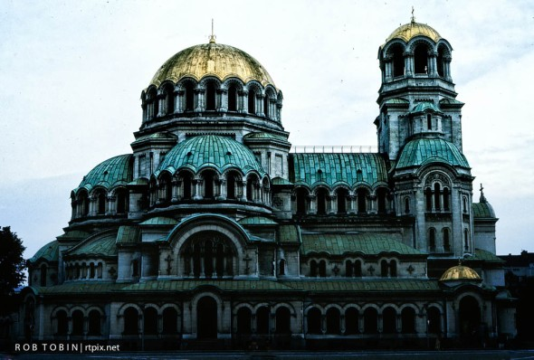 Alexander Nevsky Cathederal, Sofia