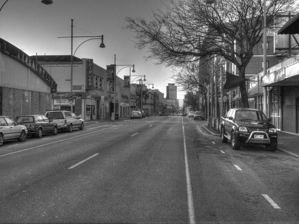 Hinley Street, Adelaide