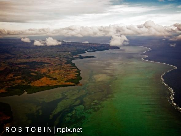 The Reefs & Coastline