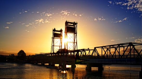 Lifting Bridge,Batemans Bay