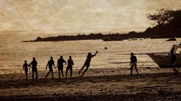 Beach Rugby