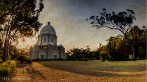 The Baha'i Temple, Ingleside, Australia