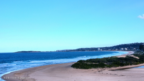 Long Reef to Narrabeen