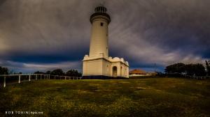 The Norah Head Lighthouse